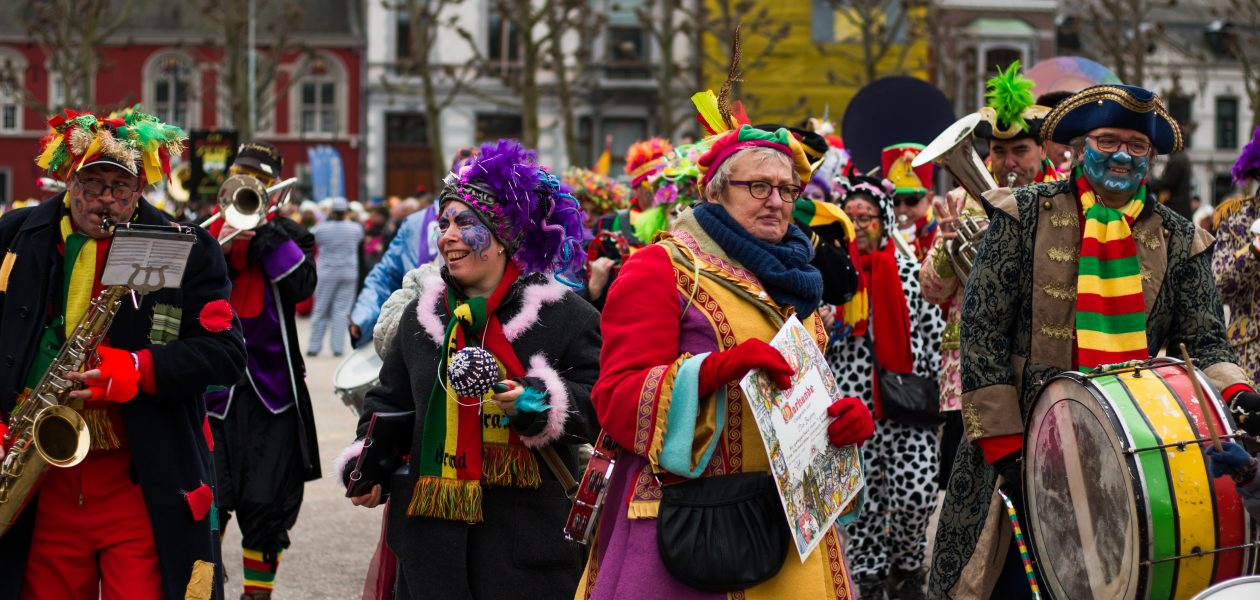 Carnaval de Maastricht, Paises Bajos Netherlands Carnival