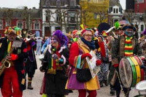 Carnaval de Maastricht, Paises Bajos Netherlands Carnival
