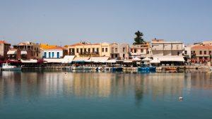 Creta Grecia Puerto veneciano