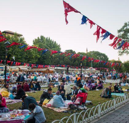 Ramadán Estambul Turquía