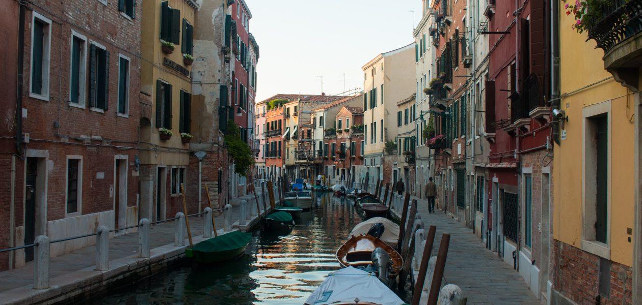 Venecia, Italia Mambo Viajero